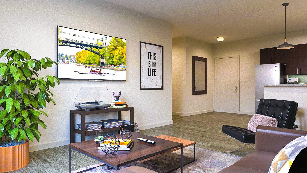 Elevate Gather Apartments | Near WWU | Bellingham, WA