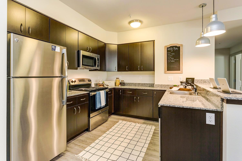WWU off-campus-apts-kitchen