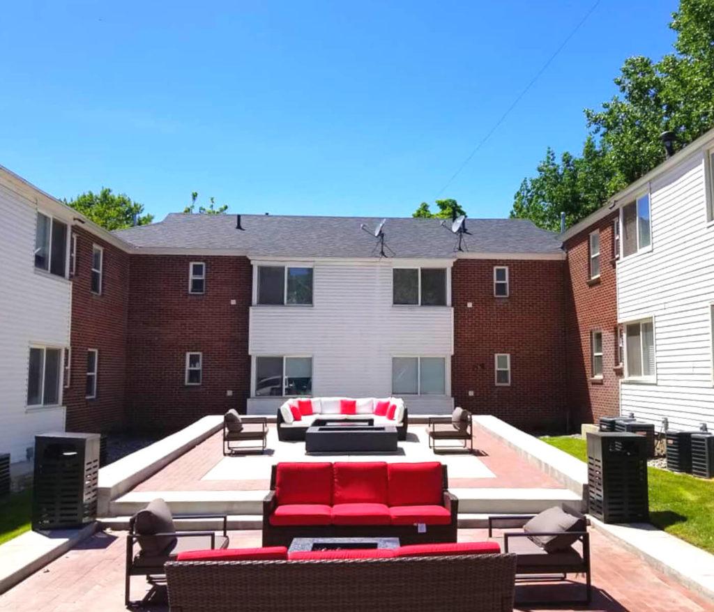 Lake City Apartments: University Gardens Apartments