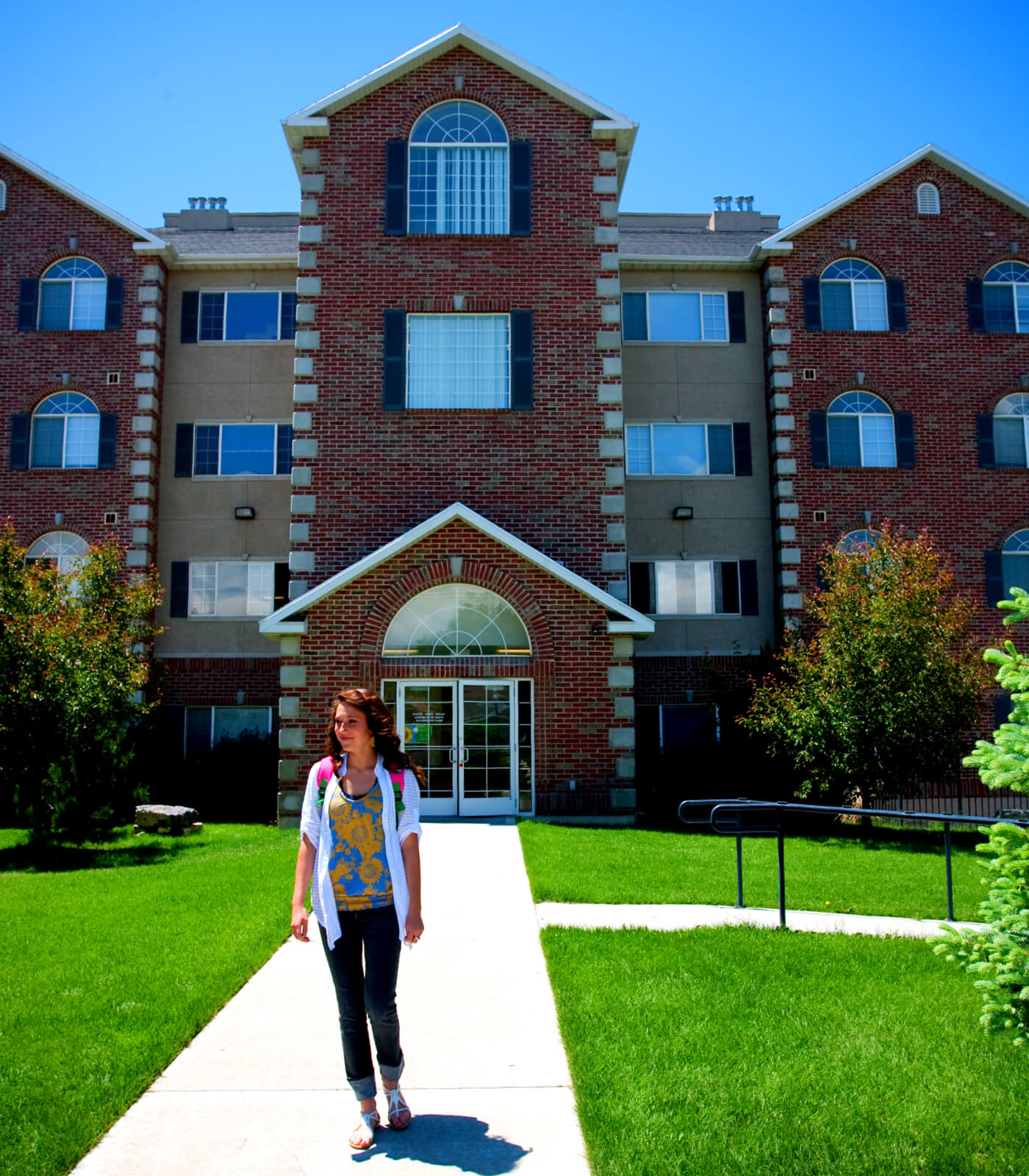 Student Housing Apartments Near Utah Valley University