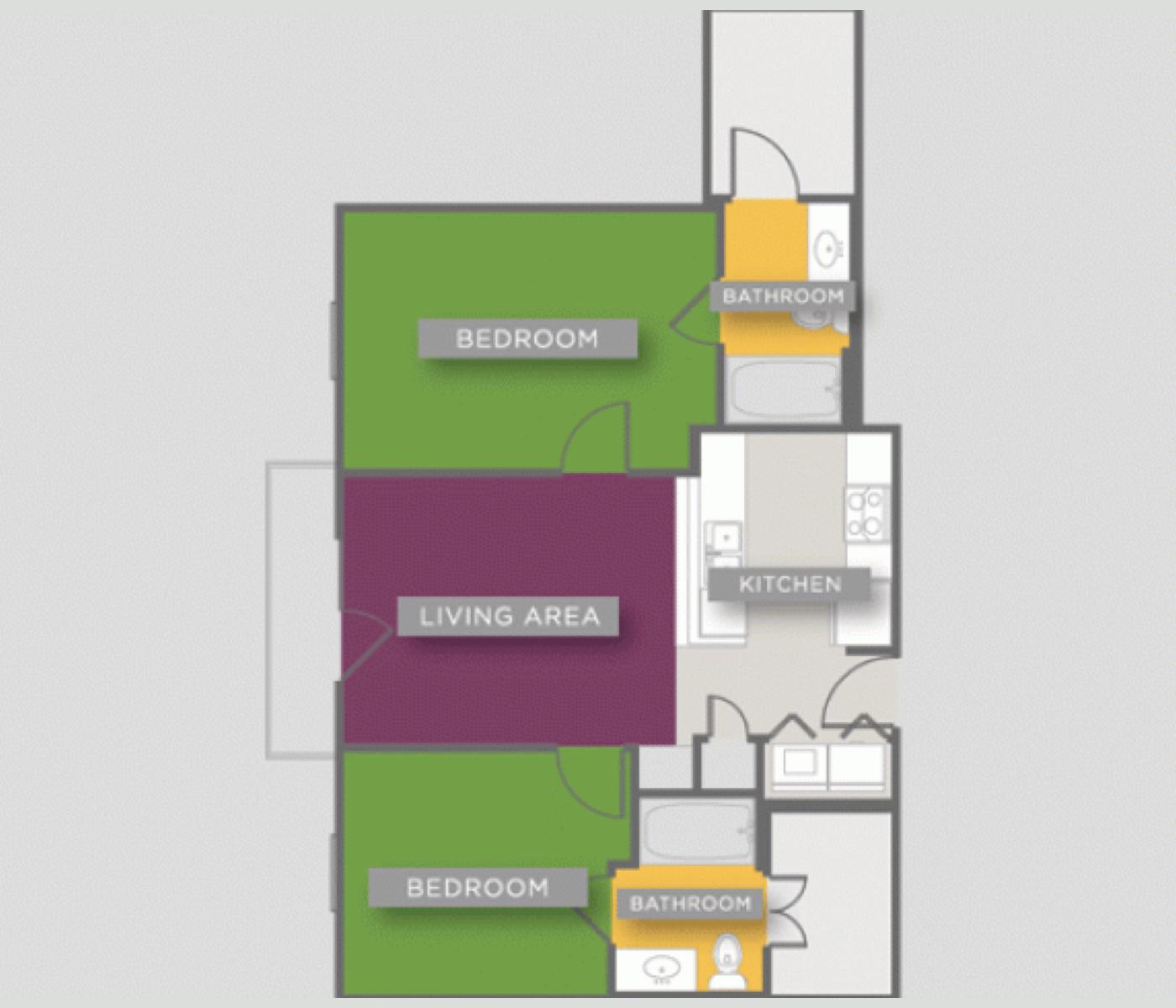 Loft-Vue-student-housing-Chisolm