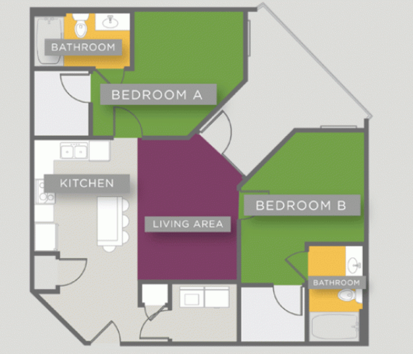 Loft-Vue-student-housing-Worthington