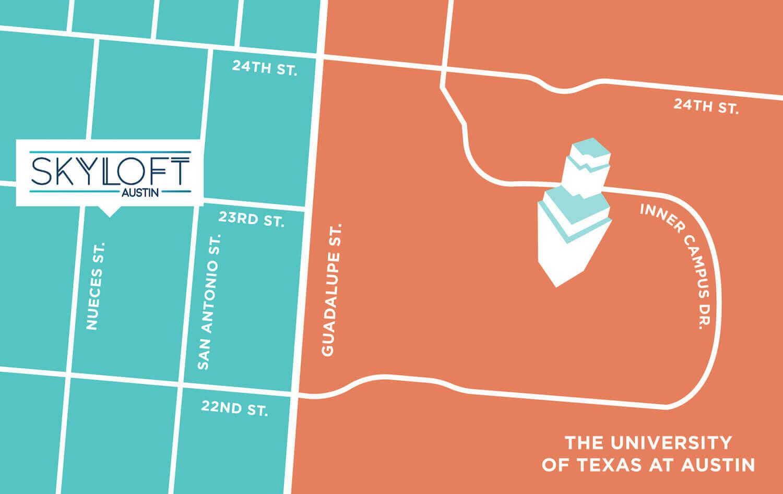 off-campus apartments TU texas university
