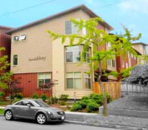 apartments-student university of oregon floorplan Duck Abbey exterior -01