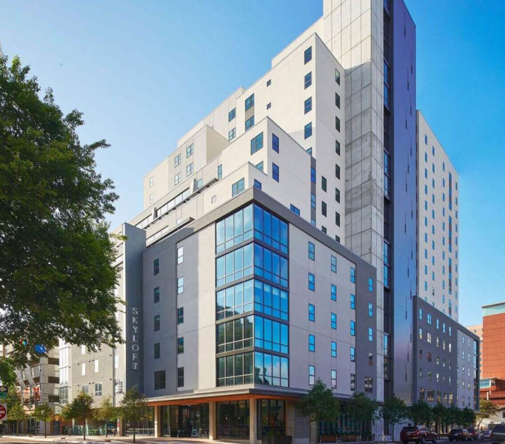 Student Housing - Skyloft - University of Texas